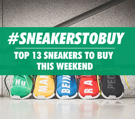98b776608 Top 13 Best Sneakers you can Buy Online this Weekend