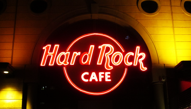 Hard Rock Cafe Opening Dates