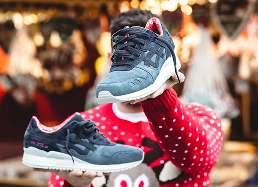Christmas came early! The 2016 Asics Gel Christmas Pack drops on ... b6ab96c6ee