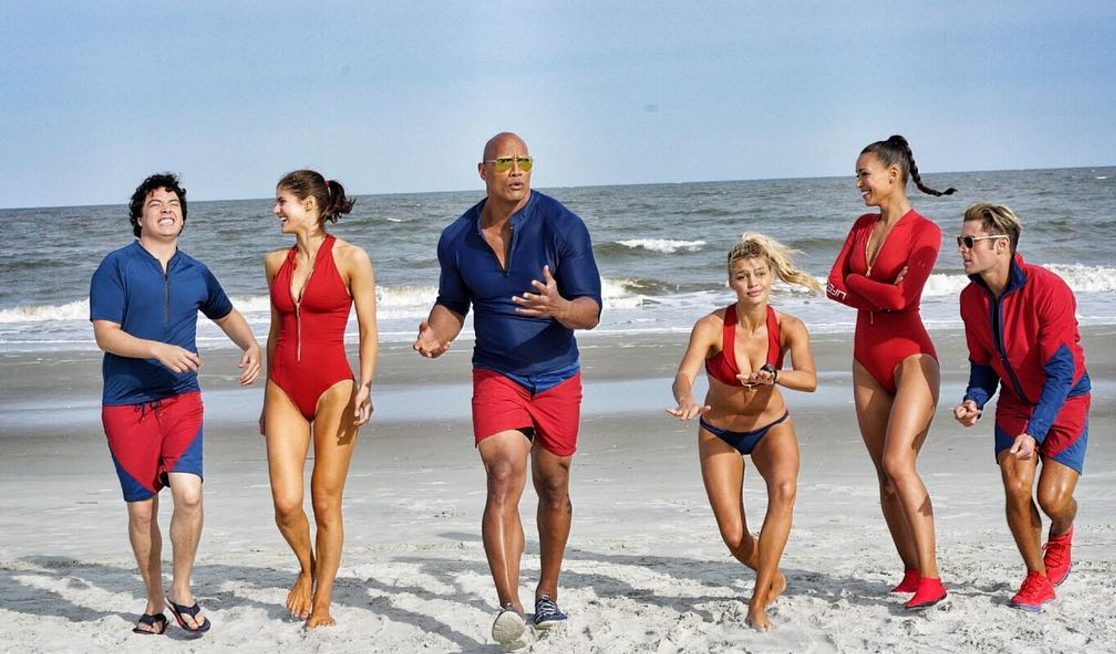 baywatch-cast-photo-dwayne-johnson