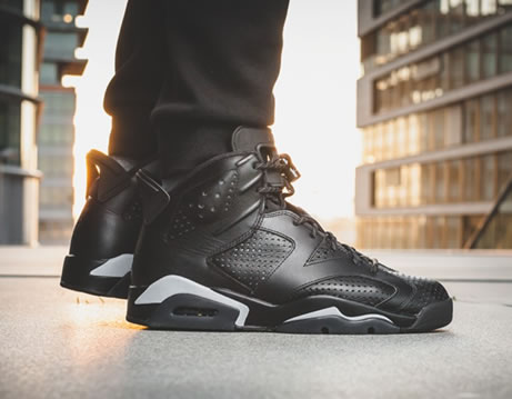 the latest a3267 ef6e0 WHERE TO BUY  The Air Jordan 6 Retro  Black Cat  this Saturday