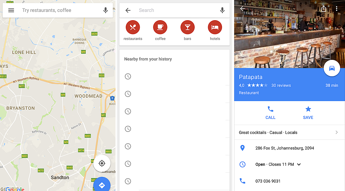 You can now Save & Share your favorite places with Google ...