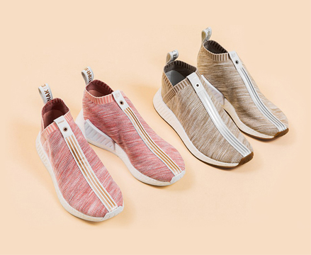separation shoes cc94f 94a73 RELEASE REMINDER  The 3rd Sneaker Exchange collabo  Kith x Naked x adidas  NMD CS2  drops today