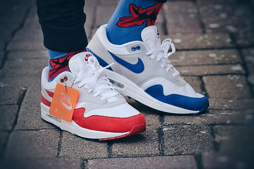 quality design a1097 409d2 ON-FEET LOOK: Nike Air Max 1 OG