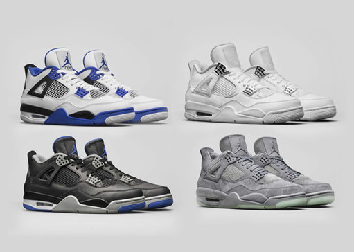the best attitude 46b1a 2315f Here's the upcoming Air Jordan 4 releases | | YoMZansi
