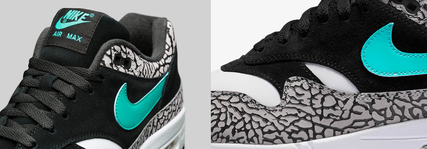ef1152d9ee COMPARISON: between the two 'Atmos' Nike Air Max 1's (2017) | | YoMZansi
