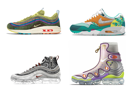 e0cfdd559da4c6 VOTE FORWARD  Nike unveils 12 revolutionairs designs for Air Max Day 2018