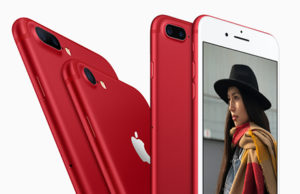 red-apple-iphone-7