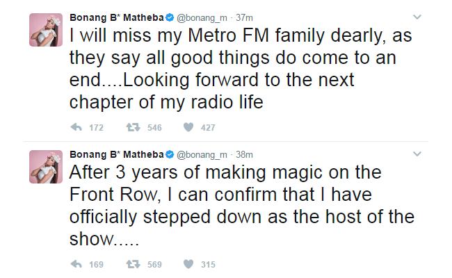bonang-matheba-metrofm-yomzansi