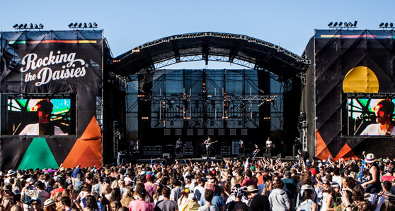 Rocking the Daisies is arguably one of the trendiest music festival in Southern Africa