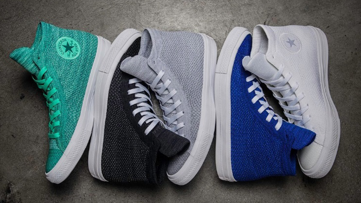 The Converse Chuck Taylor All Star x Nike Flyknit Collection will release  before weekend!  a507182e3