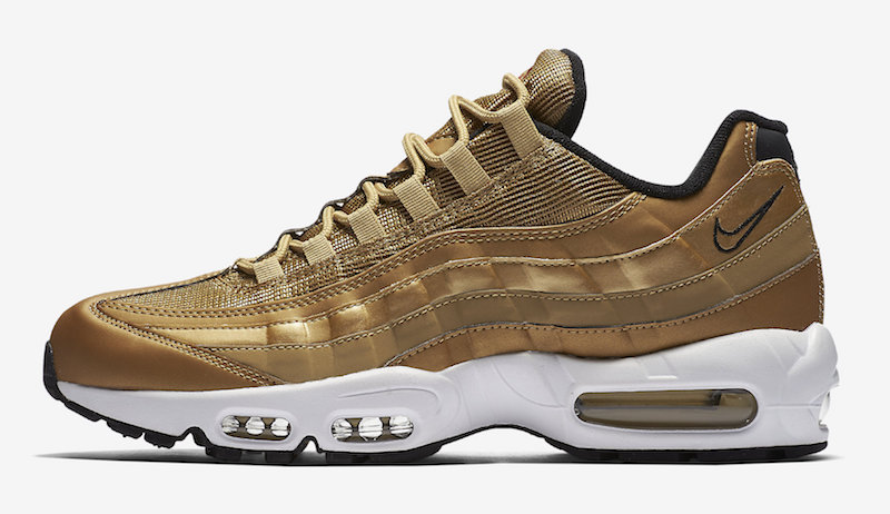 0fef171767d6 RELEASE DETAILS  Nike Air Max  Metallic Gold  collection