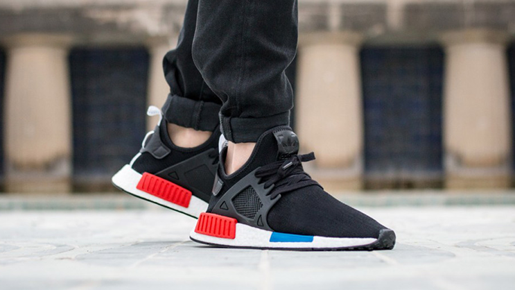 0f64661ec LOOK OUT  for this adidas NMD XR1 Primeknit OG