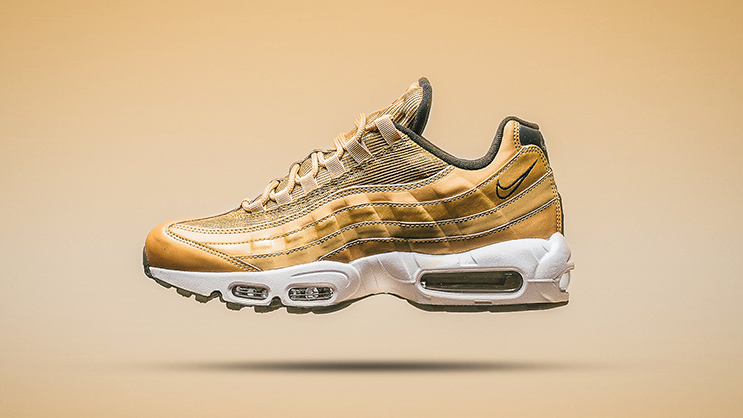 """476e5395342f To go along with the """"Silver Bullet"""" edition of the Nike Air Max 97"""