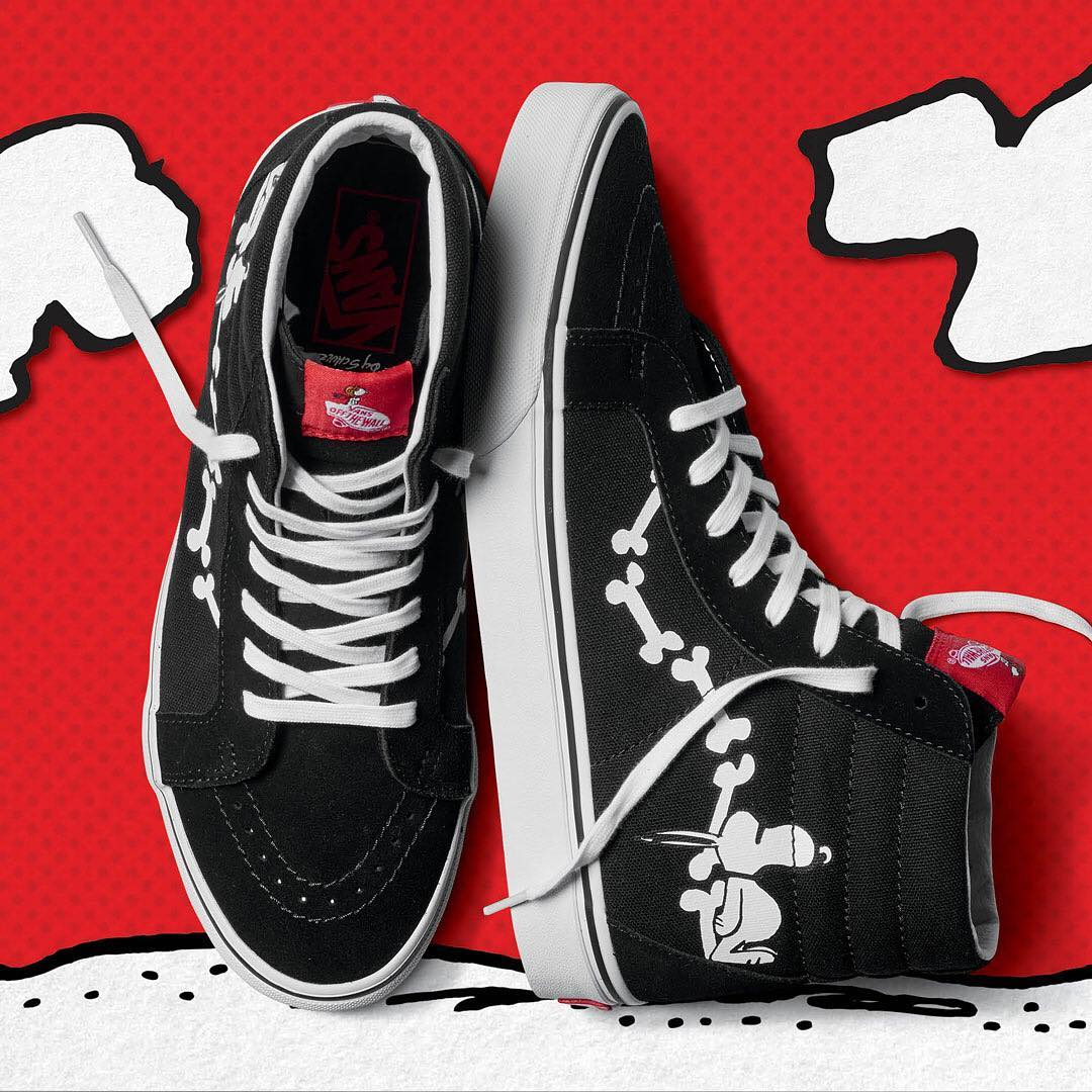 84f64ca63ea The Vans x Peanuts Collection is now available!