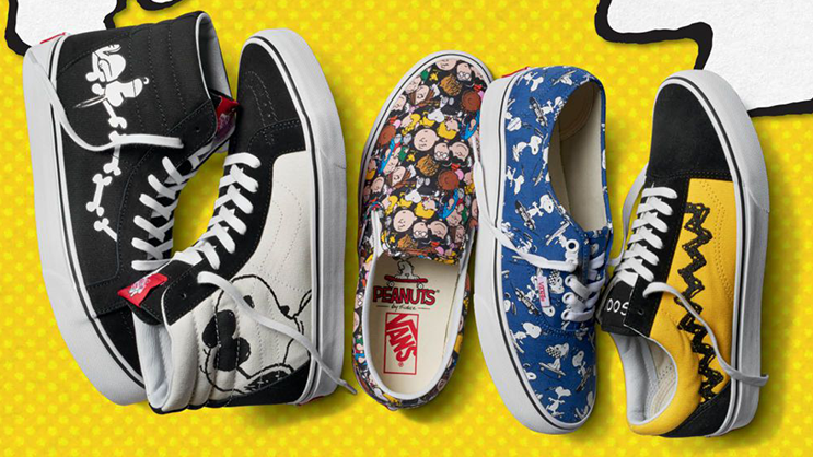 47376bc0d1db The Vans x Peanuts Collection is now available!