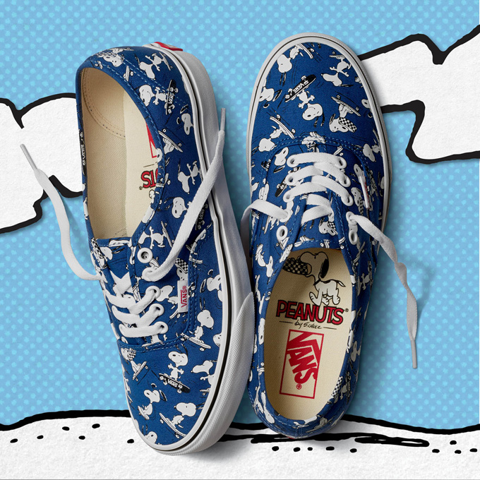 The Vans x Peanuts Collection is now available!  da804970f