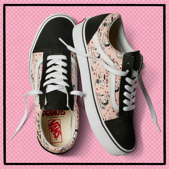 43a949088c The Vans x Peanuts Collection is now available!