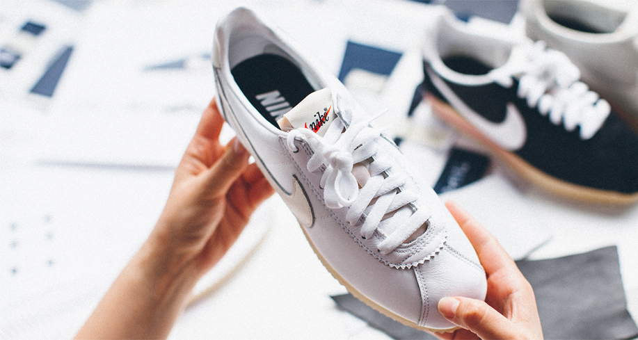 d54976b67940 NIKEiD teams up with Olivia Kim for premium Nike Cortez Colorways ...