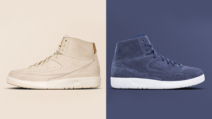 f243e62fd27 The Air Jordan 2 Decon debuts this weekend in two colorways | | YoMZansi