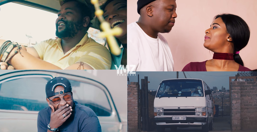 WATCH: Sjava & Dj Maphorisa debut 'Ngempela' music video