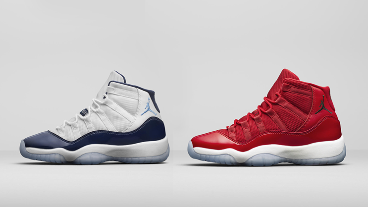 new concept ce360 997d6 Jordan Brand unveils two Air Jordan 11s for Holiday Season ...