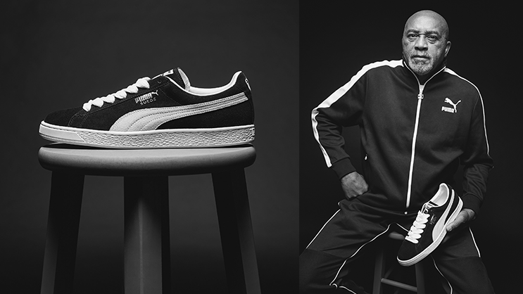 promo code 2b84d 3a190 PUMA Suede Celebrates 50 Years with a tribute to Tommie ...