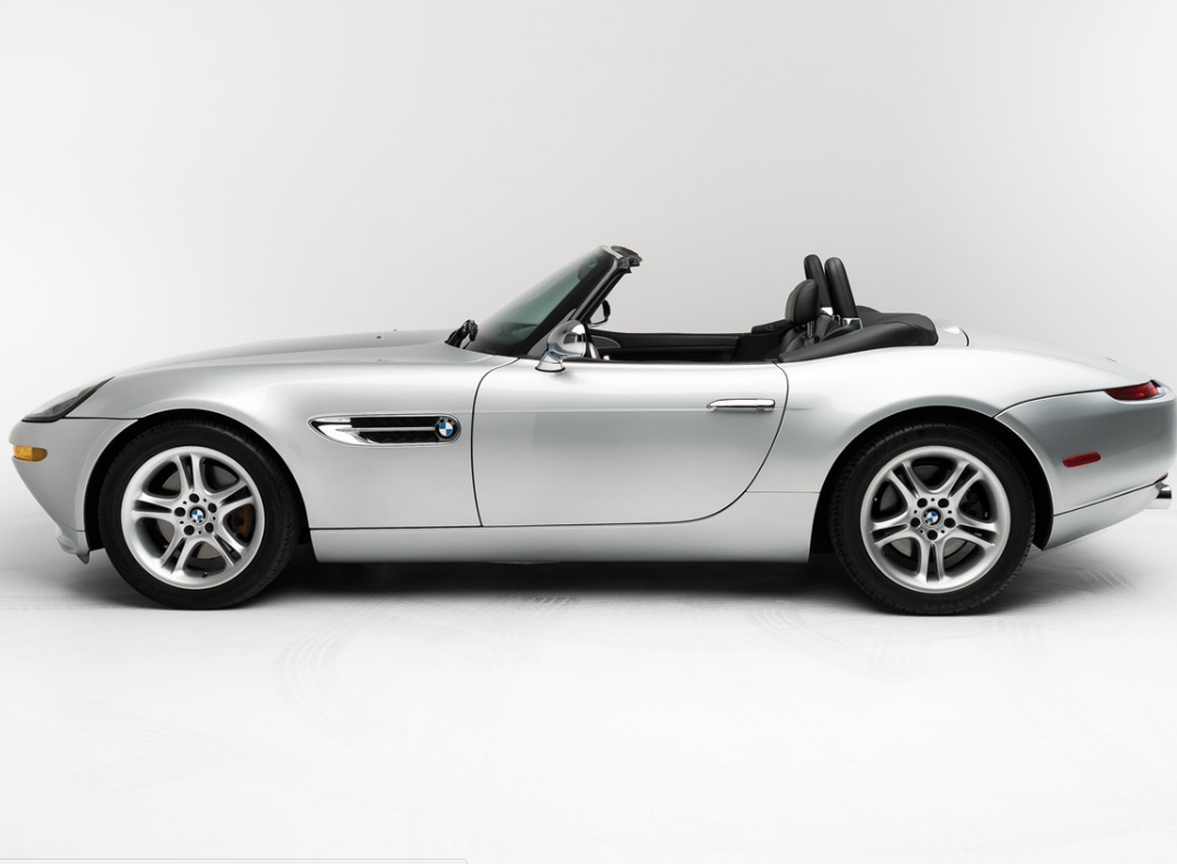 A Look At Steve Jobs S Bmw Z8 Which In On Sale Yomzansi