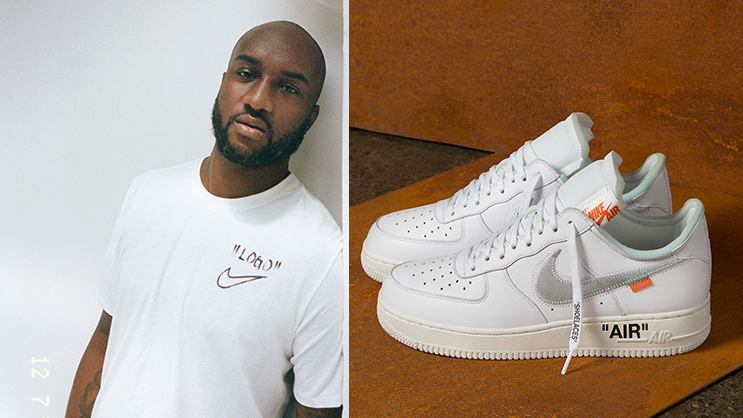 reputable site 2b171 80674 AF100 Interview  VIRGIL ABLOH for  Air Force 1  07 Off-White