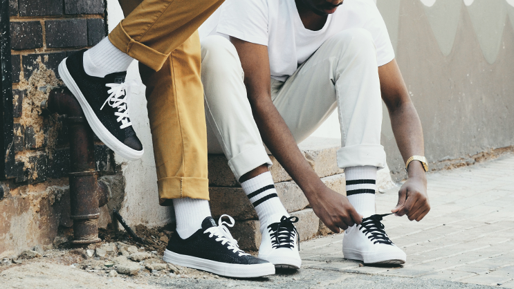 official photos b80ef baa50 Take a look at the new Converse Chuck Taylor All Star X Nike ...