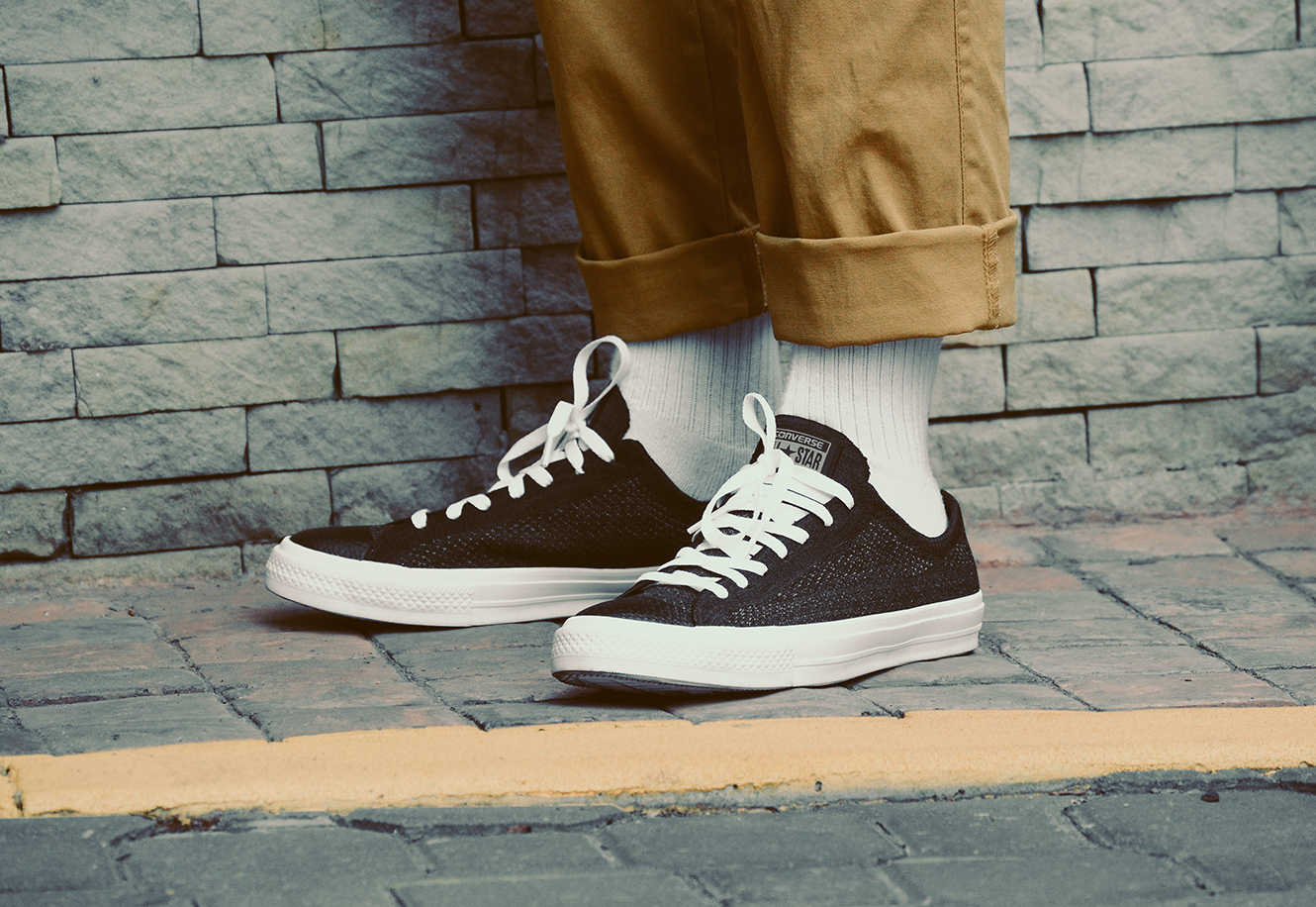45a4d8b442e8 Take a look at the new Converse Chuck Taylor All Star X Nike Flyknit ...