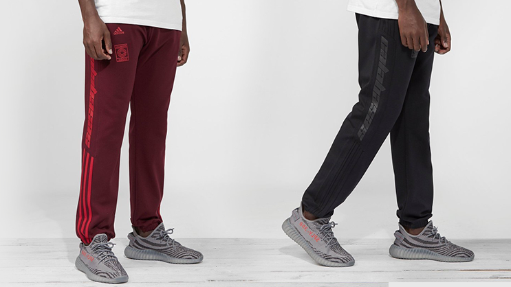 fca40234f309d Kanye West s Calabasas track pants will release at Shelflife (Joburg   Cape  Town) on Saturday