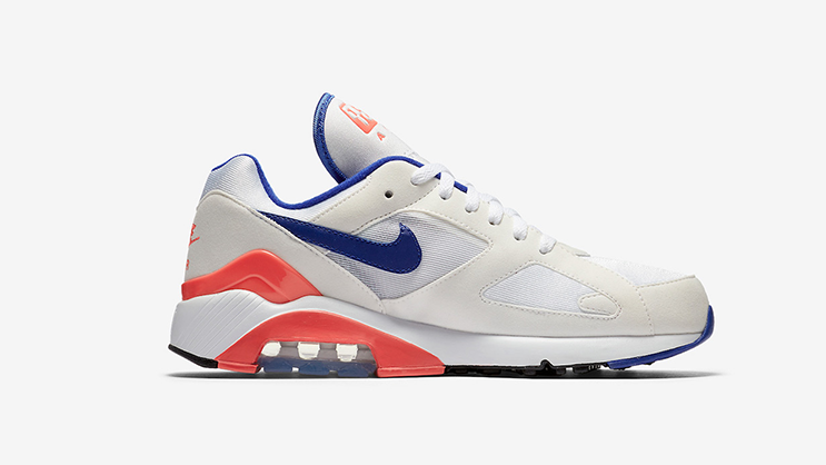 e14b9c13d2 Last released back in 2013, Nike is bringing back the Nike Air Max 180 OG  Ultramarine ahead of this year's 2018 Air Max Day celebration.