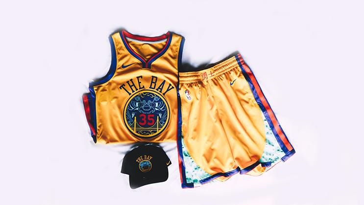 more photos 1b969 85662 A CLOSER LOOK: at Nike's NBA City Edition Swingman Jersey ...