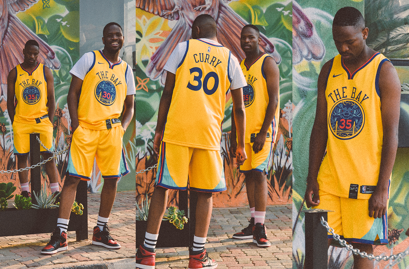the best attitude 2a252 63c8b STYLE BASE #12 : Nike's NBA City Edition Uniforms | | YoMZansi