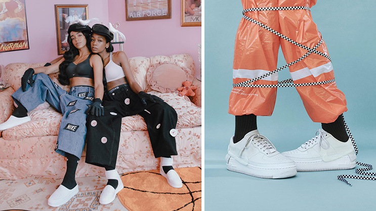 d8e9fb22fe91 Nike asked 14 Female employees to redesign the Air Force 1   Air Jordan 1 –  Here s what to expect