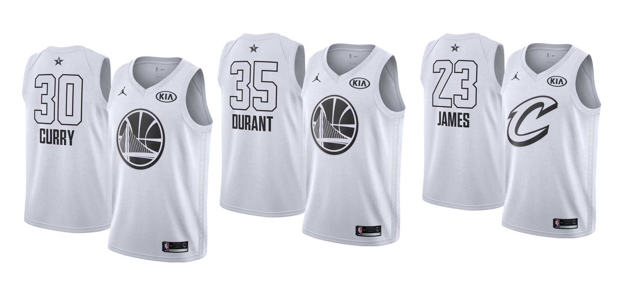 pretty nice 28583 721d5 Get a good look at the 2018 Jordan Brand NBA All-Star ...