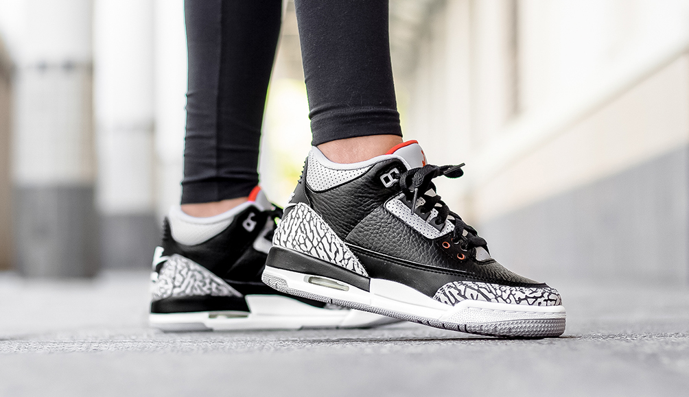 best sneakers a5920 5ff74 WHERE TO BUY: the Air Jordan 3 OG