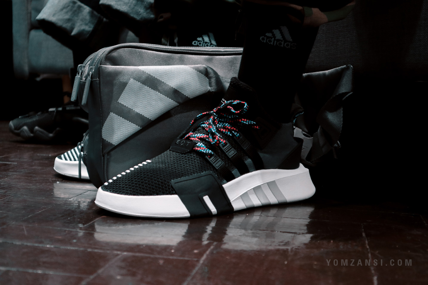 detailed look 4613b a7d60 OUR EXPERIENCE AT: adidas Originals EQT ' Basketball ADV ...