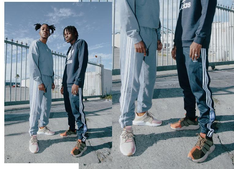 Have a look at adidas Originals – Prophere II Lookbook  1698adf26
