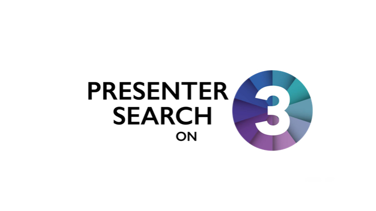 AUDITIONS: Presenter Search on 3! is looking for new TV
