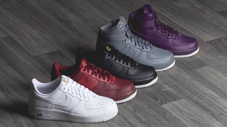 50% price latest wholesale online Stay ready for the Nike Air Force 1