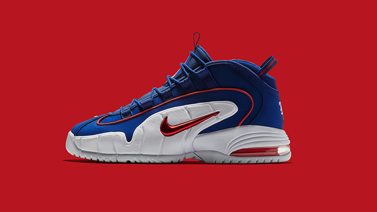 The Nike Air Max Penny 1