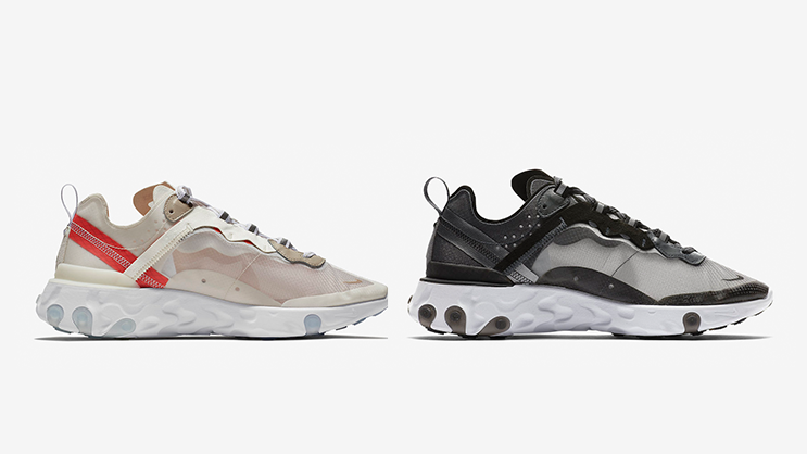 ea02d6e119ea Nike React Element 87 drops this weekend in two colourways
