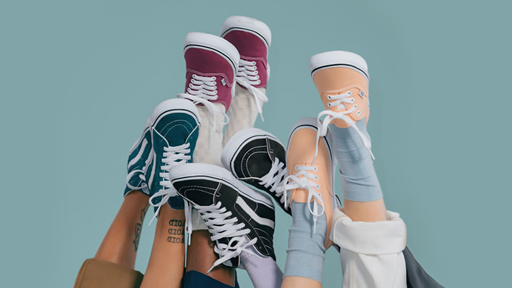 f393e9577d Vans releases spring-ready  Color Theory  Collection