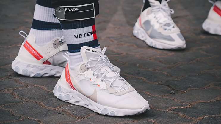 65d69d8c2ac6 Nike s hottest shoe React Element 87 released this past weekend at Shelflife  (Joburg and Cape Town)