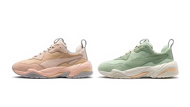 3ec6b183445 The PUMA Thunder Desert for Women is releasing this week in two colourways