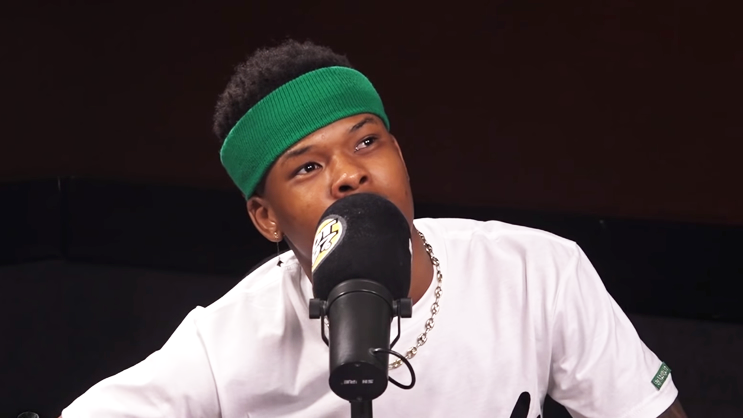 Watch Nasty C Freestyles On Hot 97 Explains The Bad Haircut