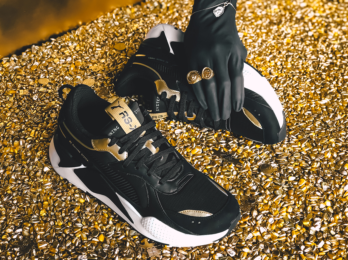 7f8da8040da midsole is built with and Steel with bulky White in RS Grey two Bronze the  shoe colour Dark Arriving the the PUMA Shadow options ...