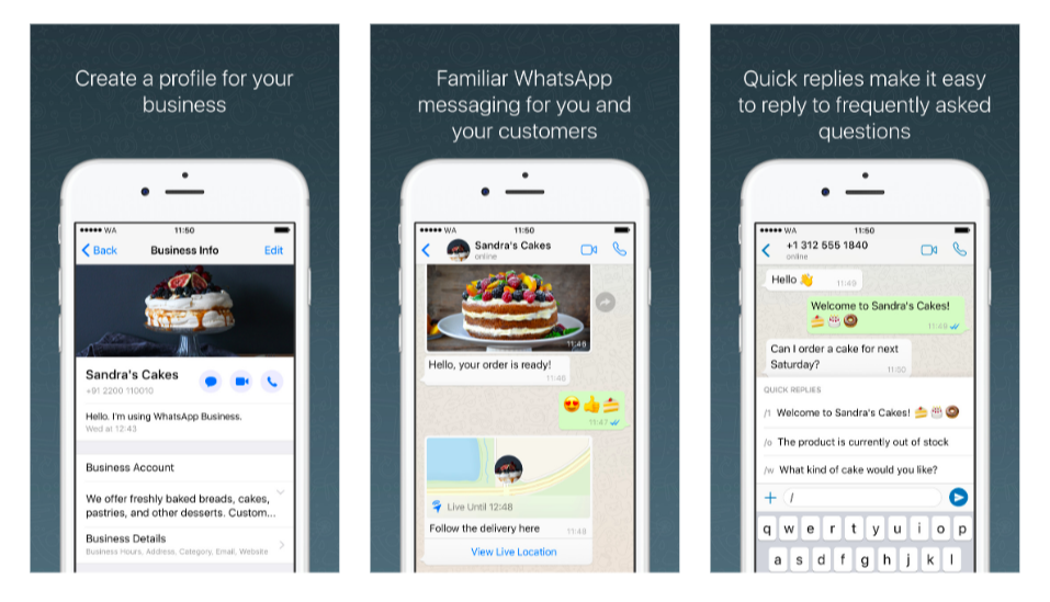 Download whatsapp outside app store